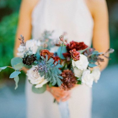 Loving the fall bouquets we've seen this season!