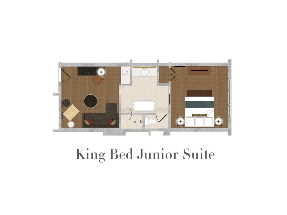 King Bed Junior Suite