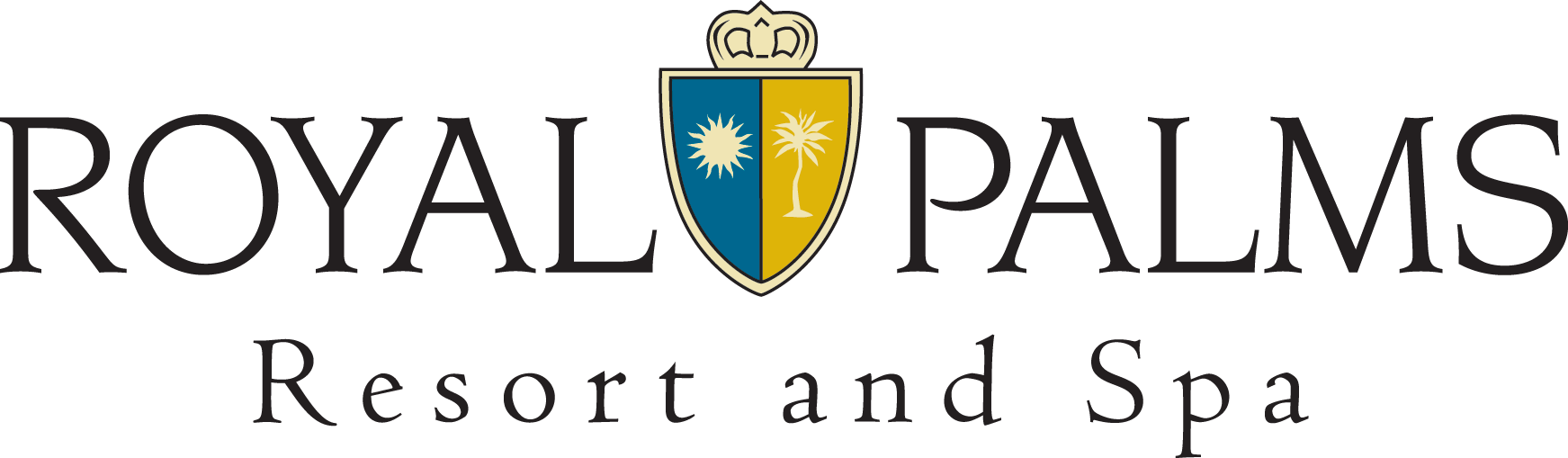 Royal Palms Spa & Resort - Mobile Logo